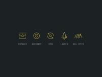 MyGolfSpy Icons
