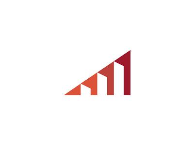 Rise Development Logo bigger increase up arrow housing rise logo