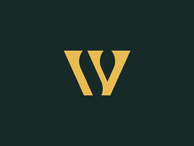 W monogram symbol w wordmark lettermark logo