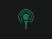 Golf Podcast Icon