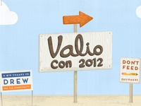 Valio Con 2012 Tribute