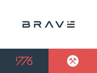 Brave American Branding