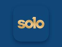 Solo Logo Rebound