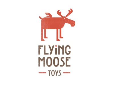 Flying Moose Toys Final flying moose toys character illustration