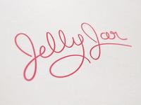 Jelly Jar Logo Exploration