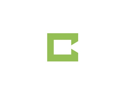 Cinematic Logo Proposal cinema logo video record negative space