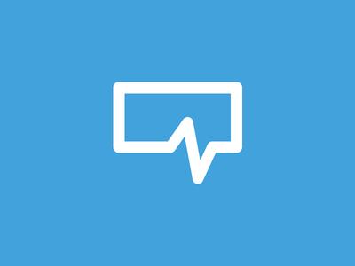 Impulse Social Logo Concept