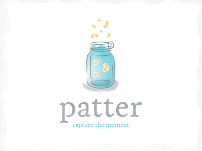Patter Logo Design