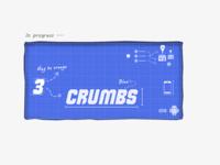 3Crumbs in beta