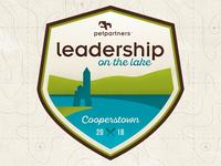 Leadership on the Lake Logo