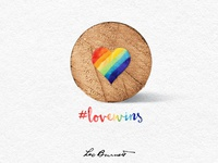 Love pencil for #lovewins