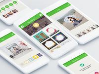 Kingframe Photo Frame App