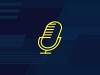 Podcast Logomark