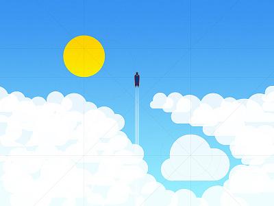 iOSuperman7 superman ios 7 superhero weather icon