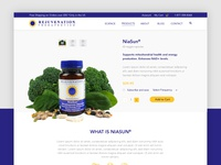 Rejuvenation Therapeutics :: Product Page