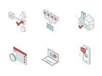 RFQ Edge :: Icon Set
