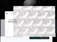 We are Creative Designers