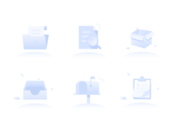 empty icon design ui illustration