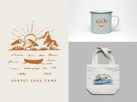 Sunset Lake Camp Merchandise