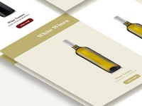 The Wineyard Responsive Psd Template