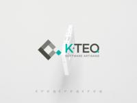 K-Teq Logo Design