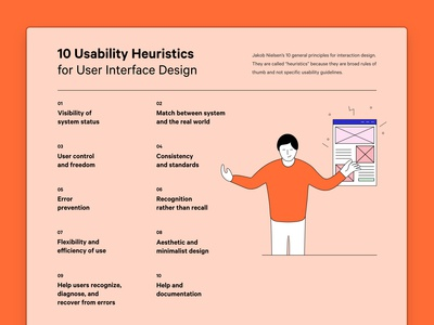 Heuristic Principles - UX Lessons