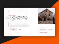 Architecture Webpage