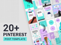 Pinterest Post Templates