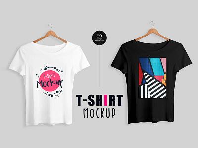 TShirt Mockups website psd graphic branding