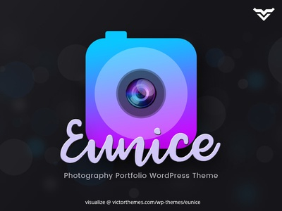 Eunice Photography Portfolio WordPress Theme