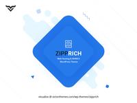 Zipprich Web Hosting & WHMCS WordPress Theme