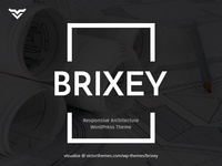 Brixey Responsive Architecture WordPress Theme