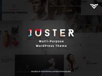 Juster Multi-Purpose WordPress Theme