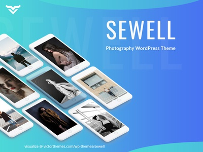 Sewell Photography WordPress