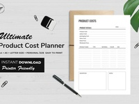 Ultimate Product Cost Planner