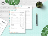 Corporate Brief - Estimation - Invoice Templates