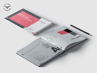 Velocity - Brand Guideline Template