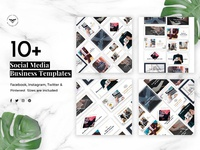 Social Media Business Templates