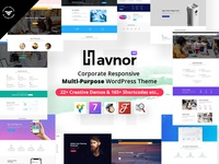 Havnor - Multi-Purpose WordPress Theme