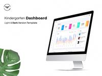 Kindergarten Admin Dashboard UI Kit