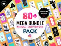 Mega Bundle Instagram Stories Template