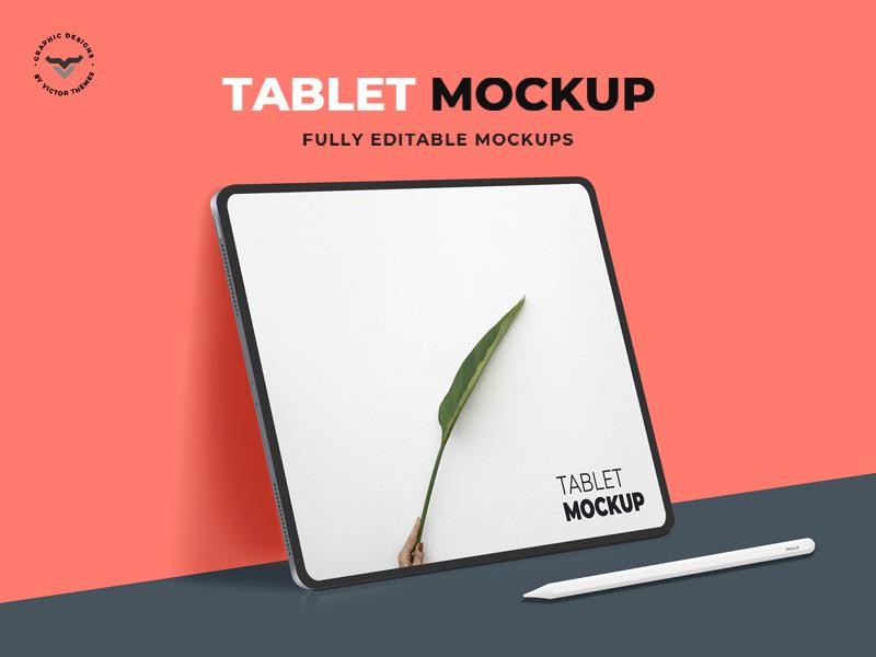 Tablet Mockups app application designs presentations presentation design graphic website templates template mockups mockup tablet apple ipad