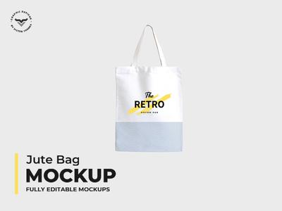 Jute Bag Mockups