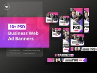 Business Corporate Web Ad's Banner