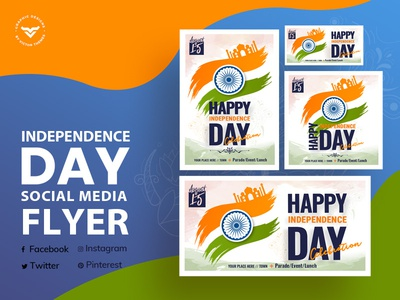 Independence Day Social Media Template