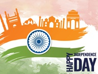 India Independence Day Graphics
