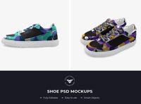 Shoes PSD Mockup Template