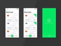 Wallet dribbble attach