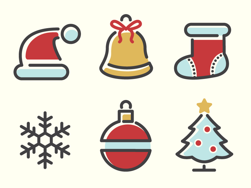 Christmas Icons Vol. 1 By Dinko Medved For Euroart93 On