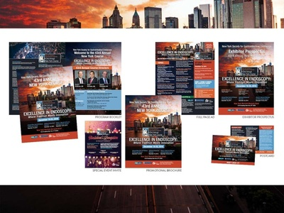 NYSGE Medical Conference Graphics
